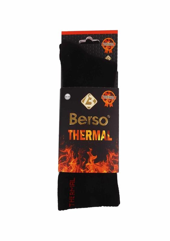 BERSO - Berso Termal Çorap 16010 | Siyah
