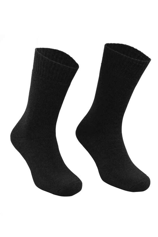 BERSO - Berso Termal Çorap 16010 | Füme