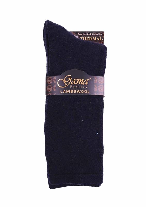 GAMA - Gama Yün Çorap 370 | Lacivert