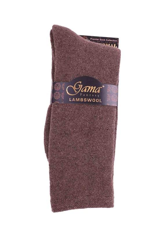 GAMA - Gama Yün Çorap 370 | Vizon