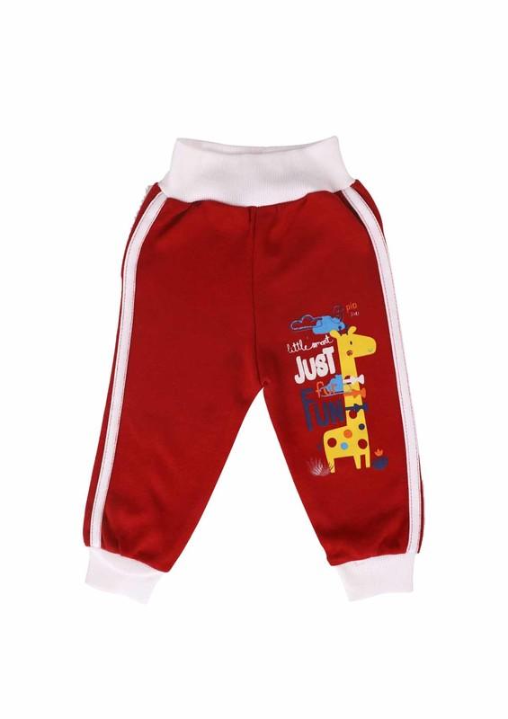 MANCAR - Mancar Bebek Pantolonu 1029 | Bordo