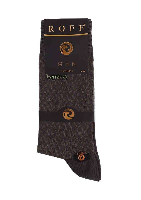 ROFF - Roff Bambu Çorap 14159   Füme