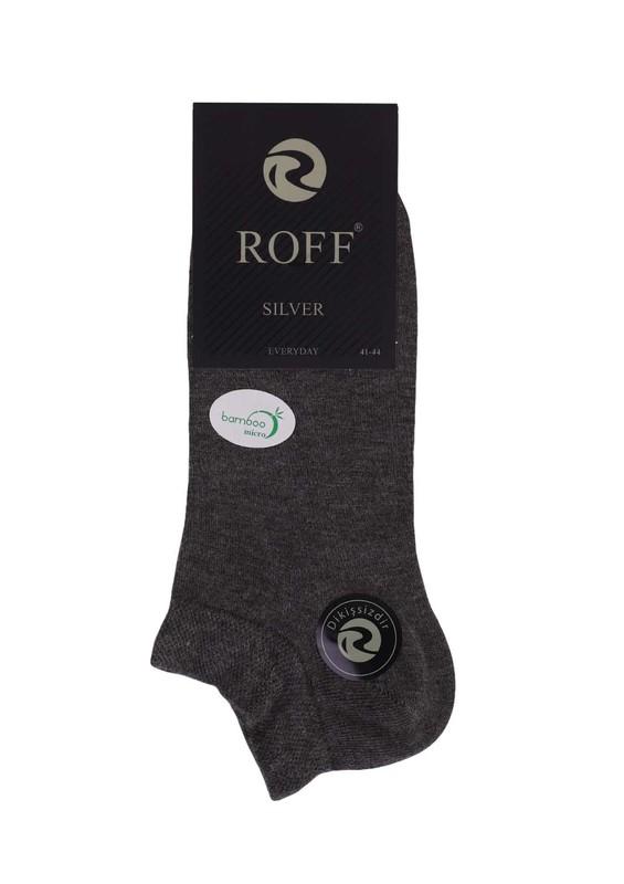 ROFF - Roff Bambu Çorap 10501 | Gri