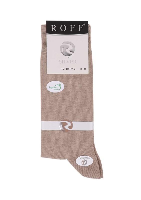 ROFF - Roff Bambu Çorap 14001 | Krem