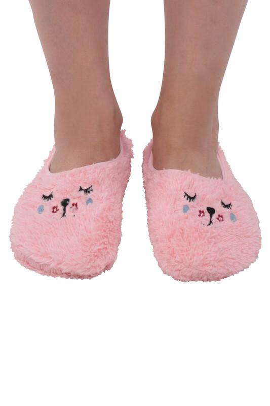 SAHAB - Welsofot Kadın Patik Çorap 30600 | Yavruağzı