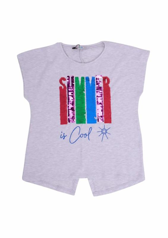 SİMİSSO - Simisso T-Shirt 79435 | Gri
