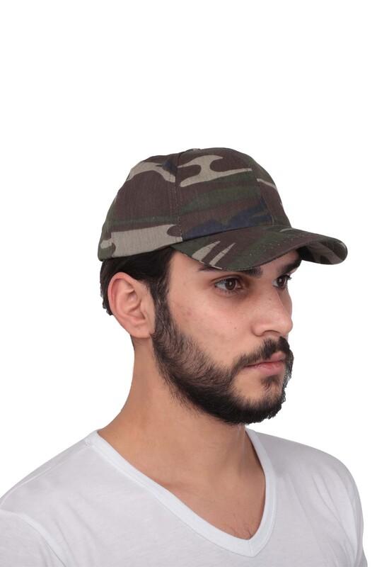 SİMİSSO - Simisso Asker Kepi 1022 | Yeşil