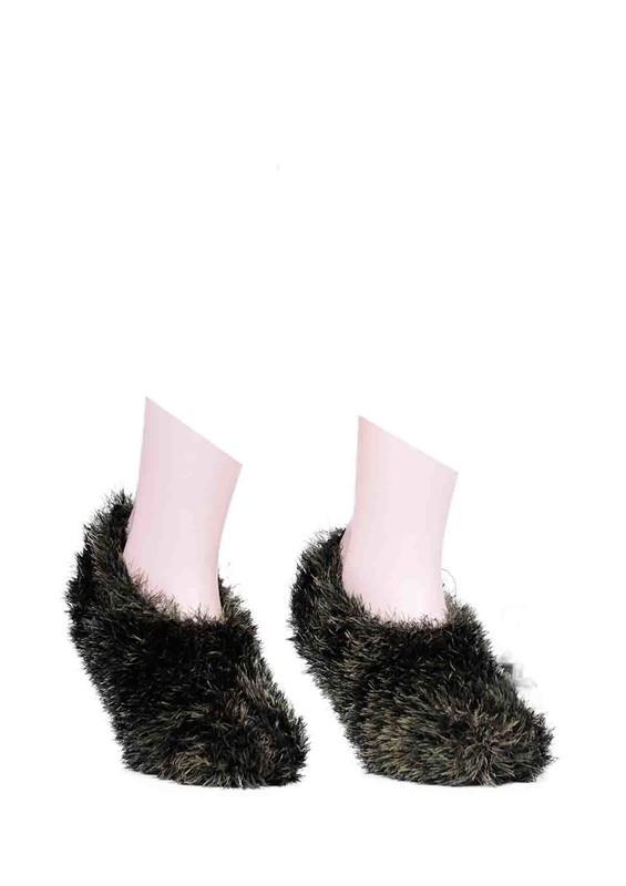 SOFT - Soft Patik Çorap 95014 | Yeşil