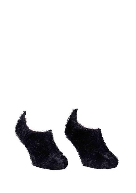SOFT - Soft Patik Çorap 95015   Siyah