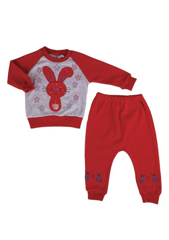 AGUMİNİ - Agumini Bebek Takımı 90057 | Kırmızı