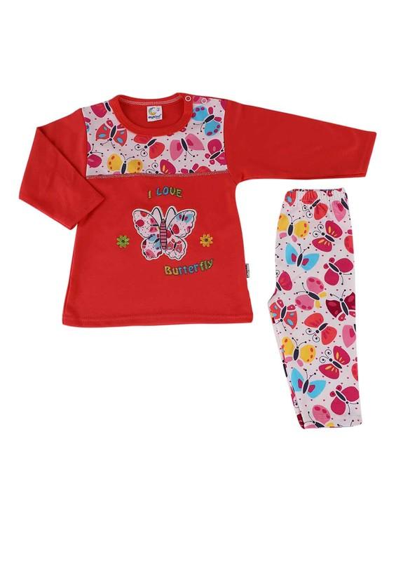 AYTİNİ BABY - Aytini Baby Bebek Takımı 1004 | Nar Çiçeği