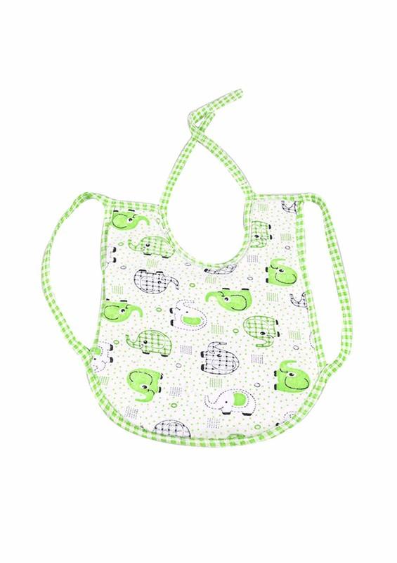 BEBAYLİN - Bebaylin Mama Önlüğü 103 | Yeşil