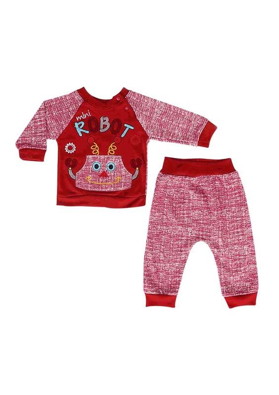 GOLDEN - Baby Choice Bebek Takımı 5052 | Bordo