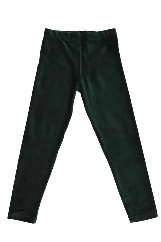 SİMİSSO - Simisso Çocuk Kadife Pantolon 1601 | Zümrüt