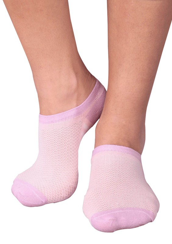 ARC - Arc Kadın Patik Çorap 329 | Pudra