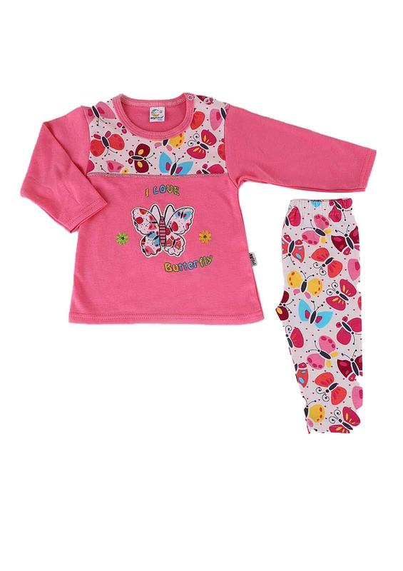 AYTİNİ BABY - Aytini Baby Bebek Takımı 1004 | Pembe