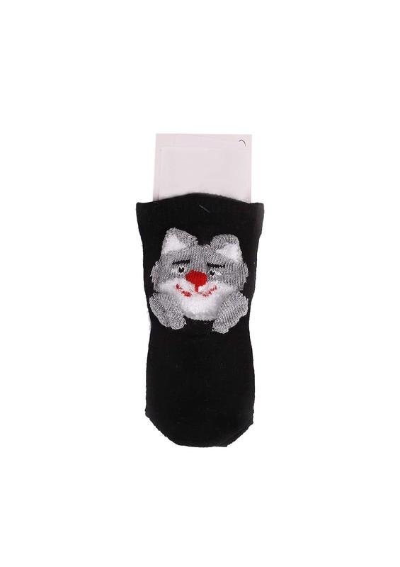 CALZE VİTA - Calze Vita Soket Çorap 006 | Siyah