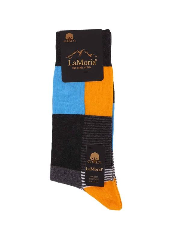 LA MORİA - La Moria Dikişsiz Çorap 31627   Sarı
