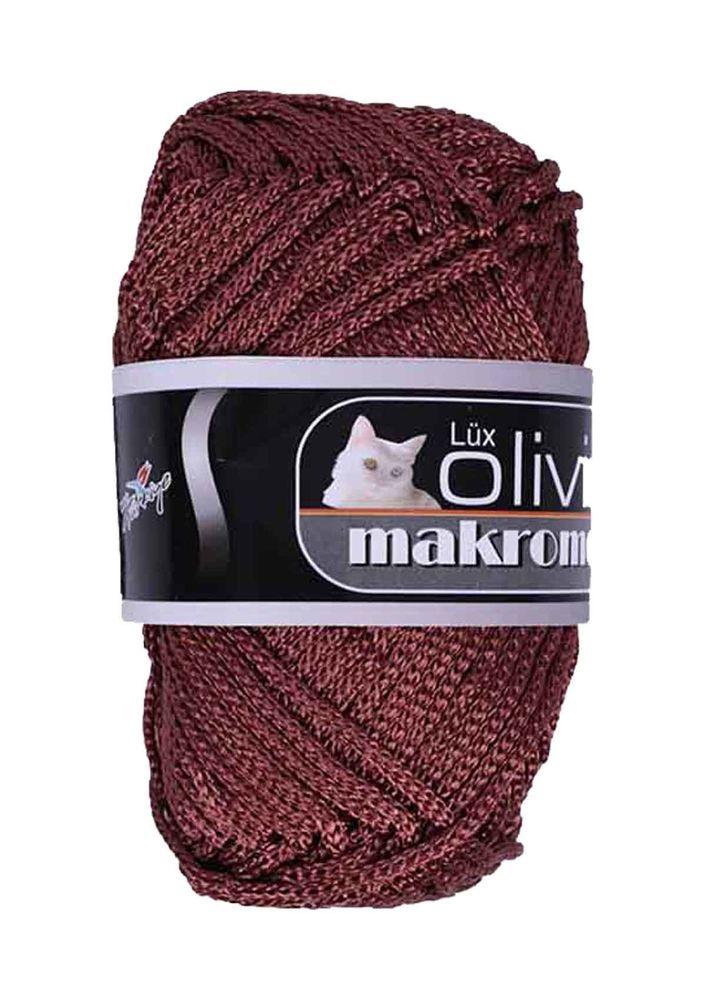 Lüx Olivin Makrome İpi 097