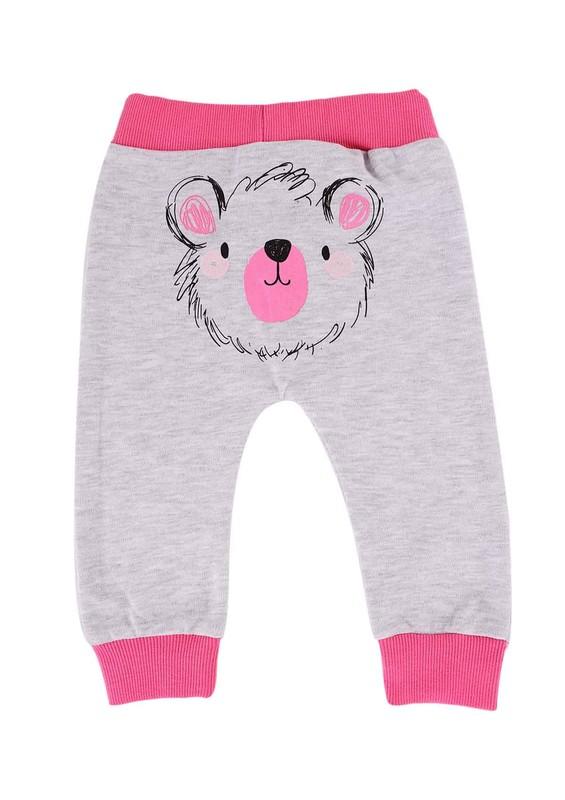 MANCAR - Mancar Bebek Pantolonu 1032 | Pembe