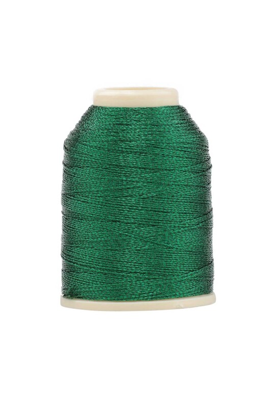 SİMİSSO - Polyester Nakış Simi 6 Kat 20 gr. 5 li Yeşil
