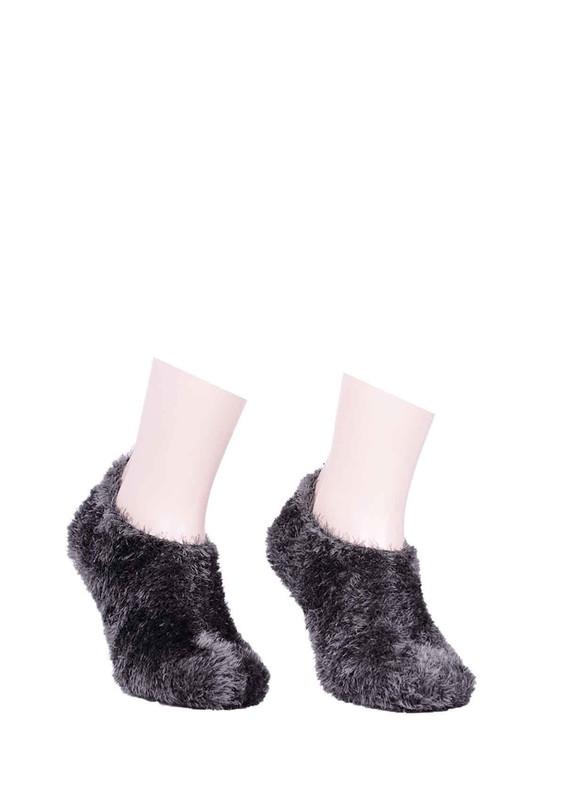 SOFT - Soft Patik Çorap 95015   Füme