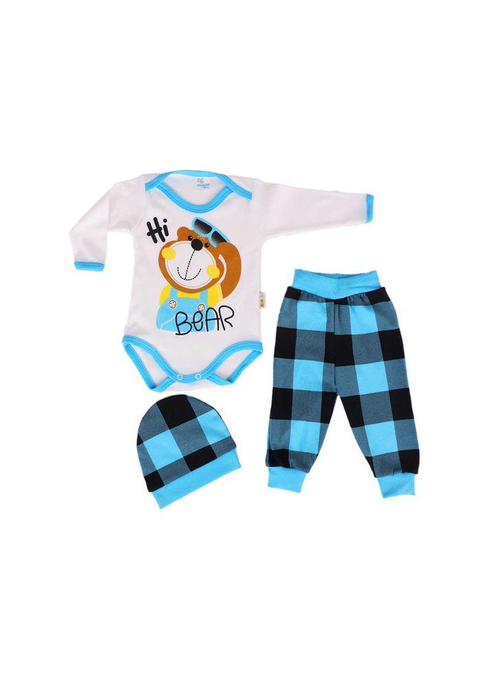 Miniş Bebek Takımı 1015 | Turkuaz