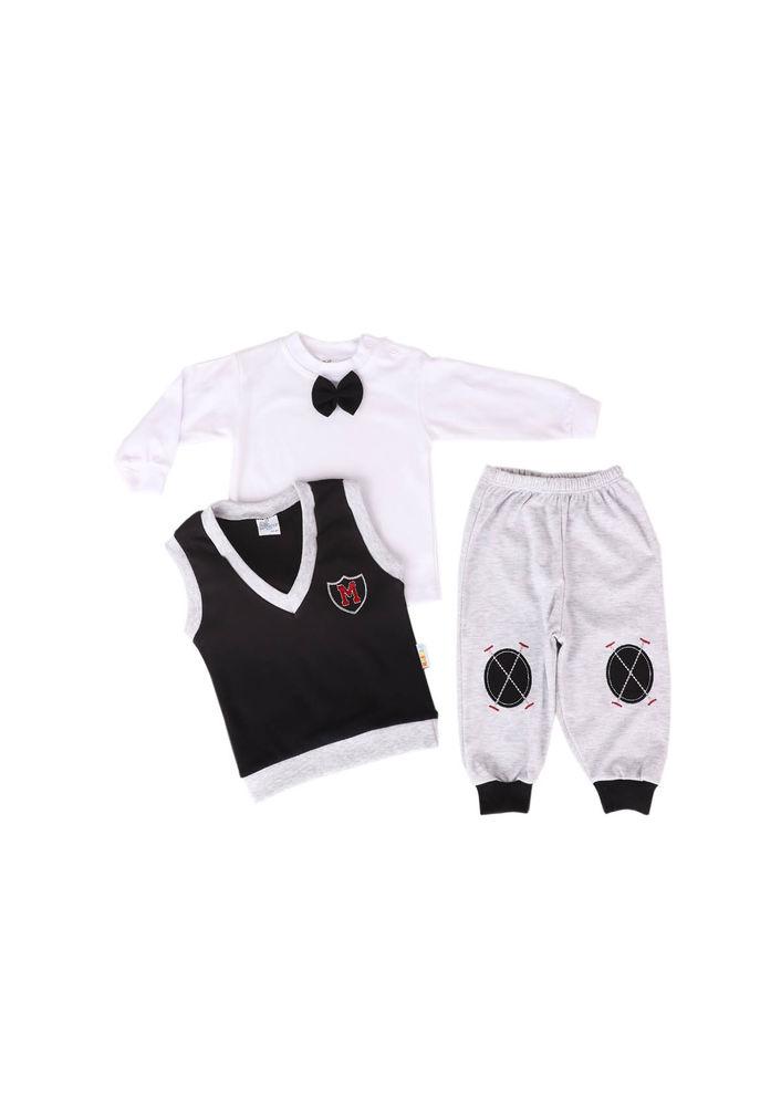 Miniş Bebek Takımı 1011   Siyah