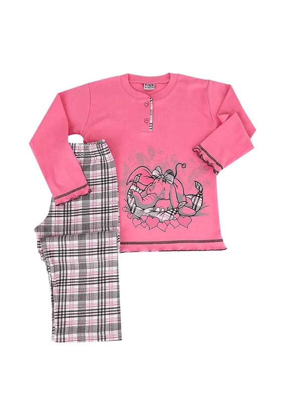 SİMİSSO - Simisso Pijama Takımı 021 | Pudra