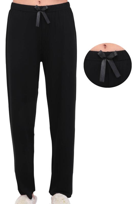 SİMİSSO - Kadın Pijama Altı   Siyah