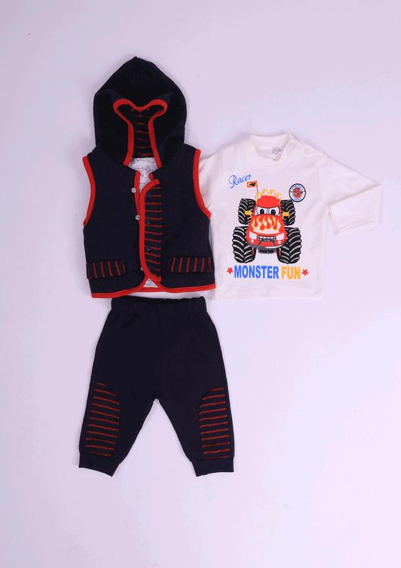 BABY CHOİCE - Baby Choice Bebek Takımı 5068 | Lacivert