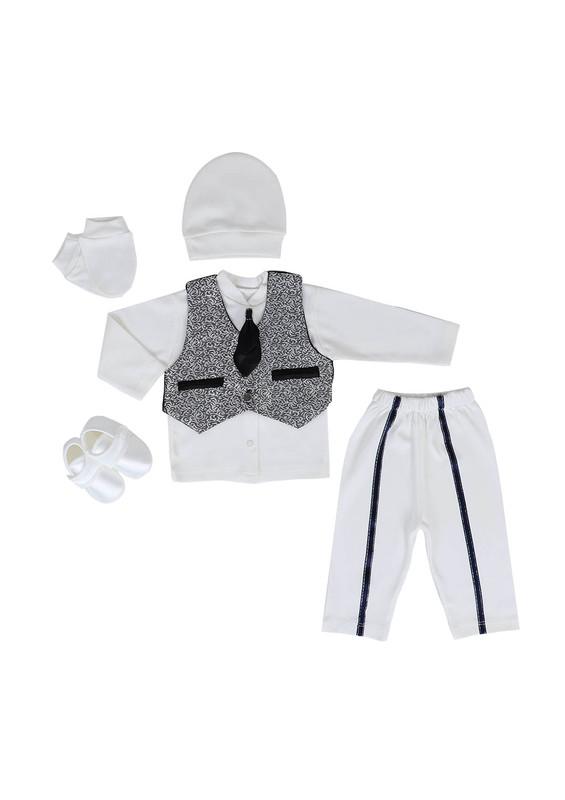 BABY TİNY - Baby Tiny Bebek Takımı 400 | Lacivert