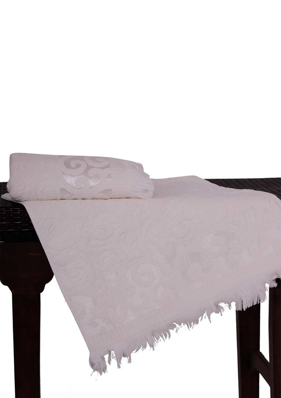 FİESTA - Fiesta El ve Yüz Havlusu 2 ' li 785 | Beyaz