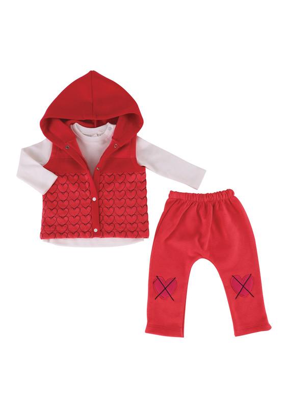HB - HB Cool Bebek Takımı 074 | Fuşya