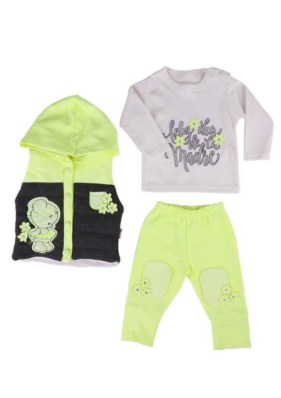 HIPPIL - Hıppıl Bebek Takımı 1068 | Yeşil