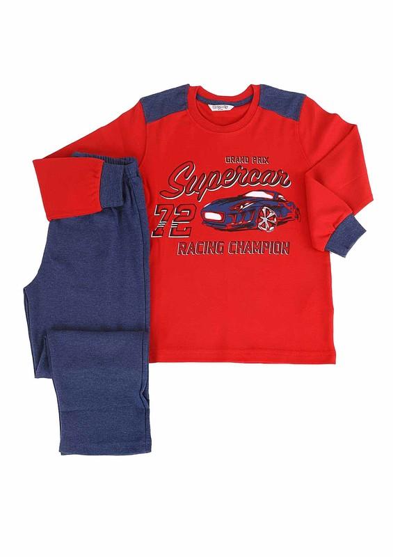ROLYPOLY - Rolypoly Pijama Takımı 570 | Kırmızı