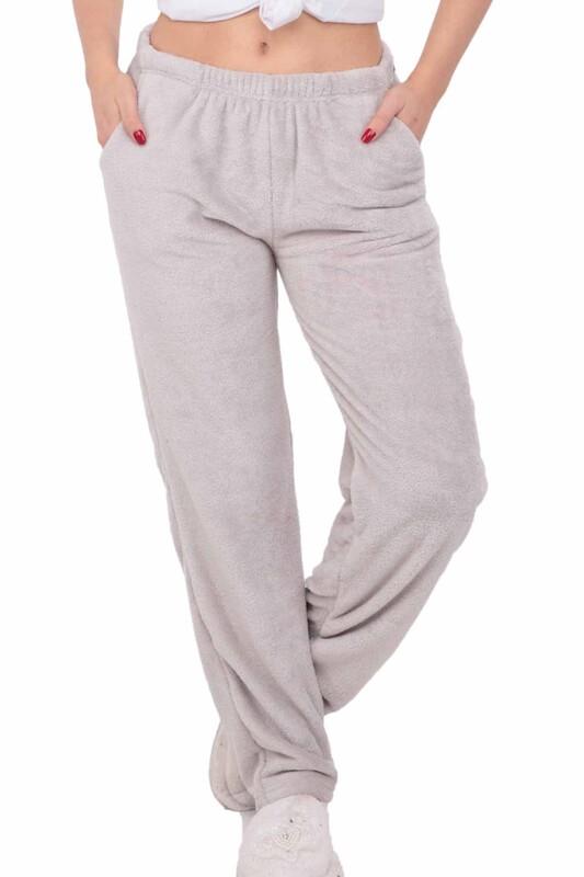 SİMİSSO - Welsoft Kadın Pijama Altı | Krem