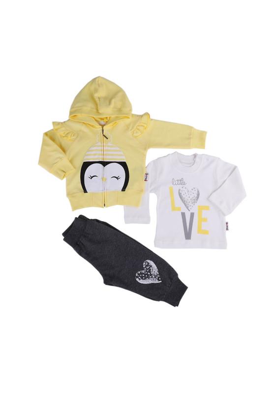 SİMİSSO - Simisso Bebek Takımı 007 | Sarı