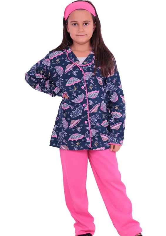 TARIK - Tarık Çocuk Pijama Takımı 1262 | Lacivert