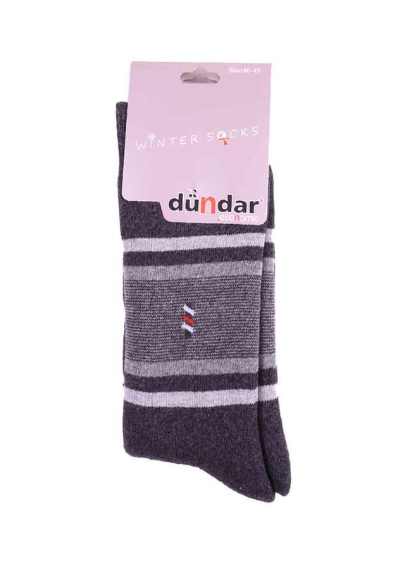DÜNDAR - Dündar Havlu Çorap 445 | Füme