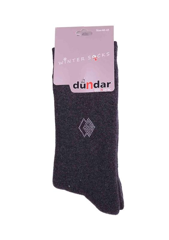 DÜNDAR - Dündar Havlu Çorap 441 | Füme