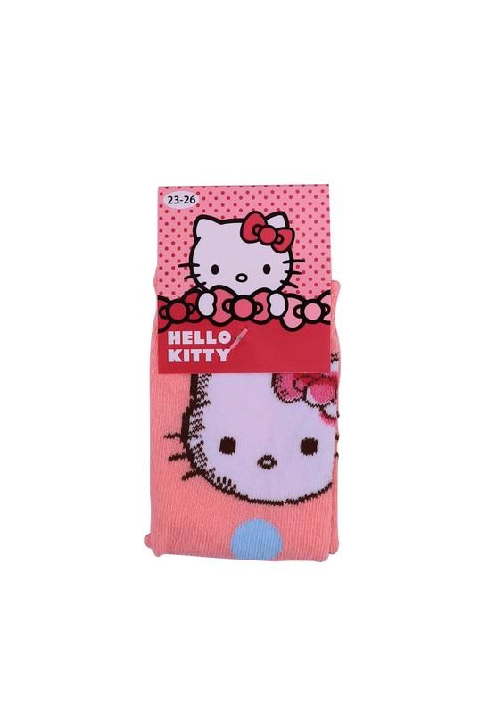 HELLO KITTY - Hello Kitty Soket Çorap 12415 | Pembe