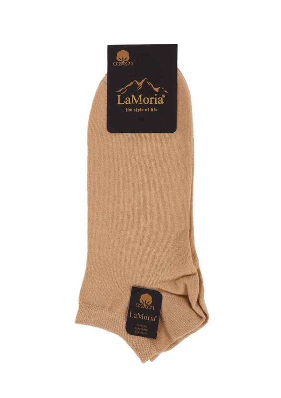 LA MORİA - La Moria Patik Çorap 31212 | Kahverengi