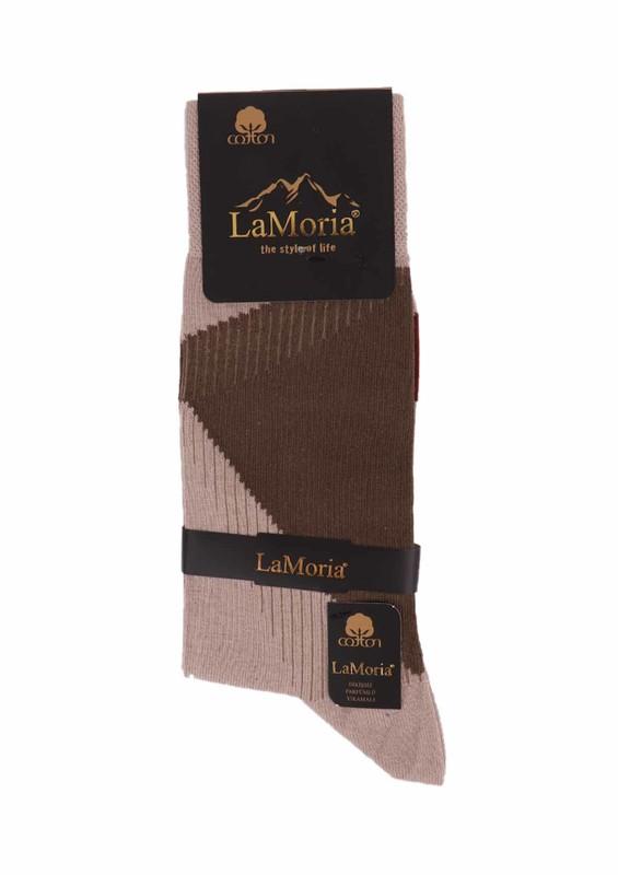 LA MORİA - La Moria Dikişsiz Çorap 51625 | Kahverengi