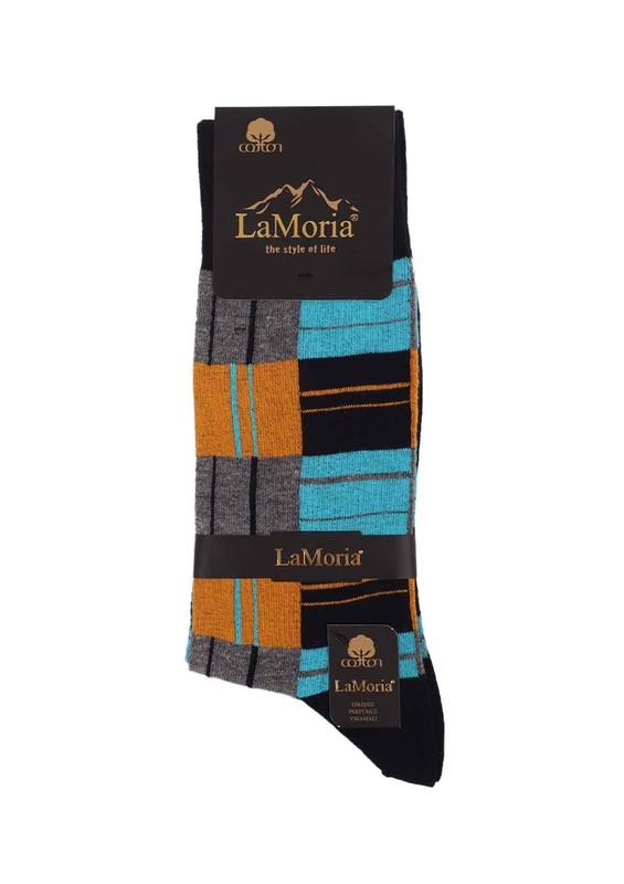 LA MORİA - La Moria Dikişsiz Çorap 51622 | Turkuaz