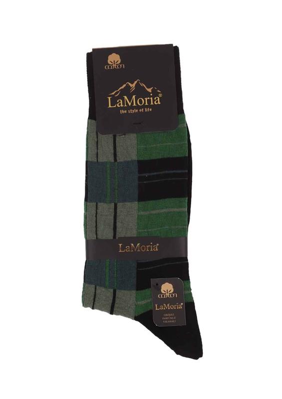 LA MORİA - La Moria Dikişsiz Çorap 51622 | Yeşil