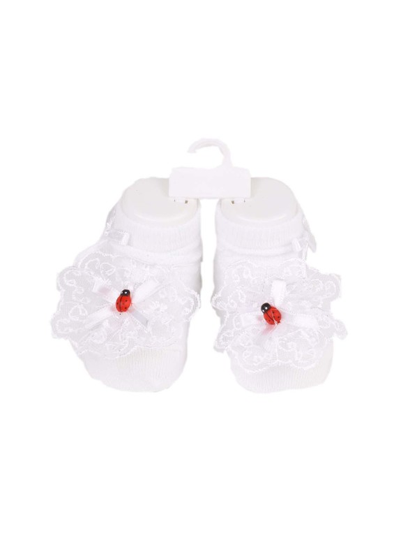 MİNİMİNNİX - Miniminnix Çorap 363   Bordo