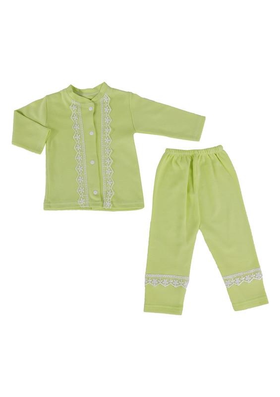 ZEMBABY - Zem Baby Bebek Takımı 063 | Yeşil