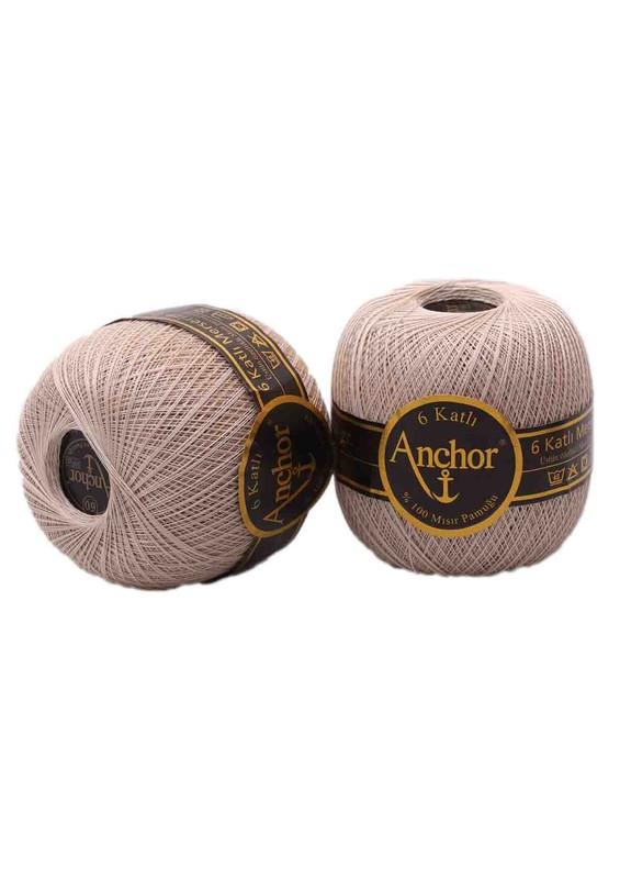 ANCHOR - Мерсеризованная пряжа № 60 Anchor /экрю