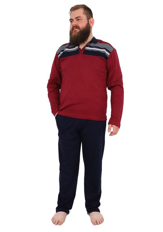 FAPİ - Fapi Pijama Takımı 1253   Lacivert